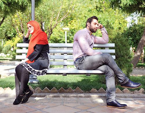 قهر و آشتی در زندگی مشترک