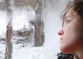 دلسردی از نوع سرما!