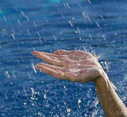 گذشتگان و دعای باران