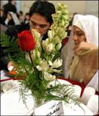 خاطراتی از مراسم عروسی
