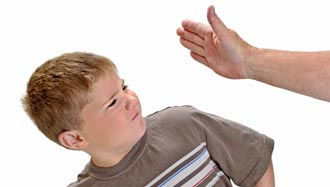 آثار جبران ناپذیر تنبیه بدنی در کودک
