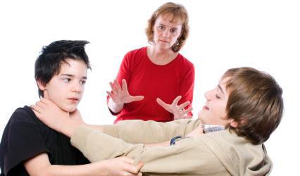 آموزش دفاع کردن به کودکان
