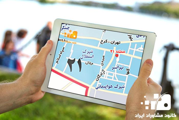 مشاوره خانواده منطقه 21 تهران