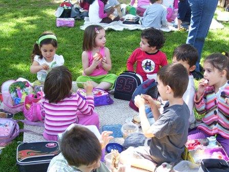 رشد اجتماعی کودک در ابتدای دو سالگی