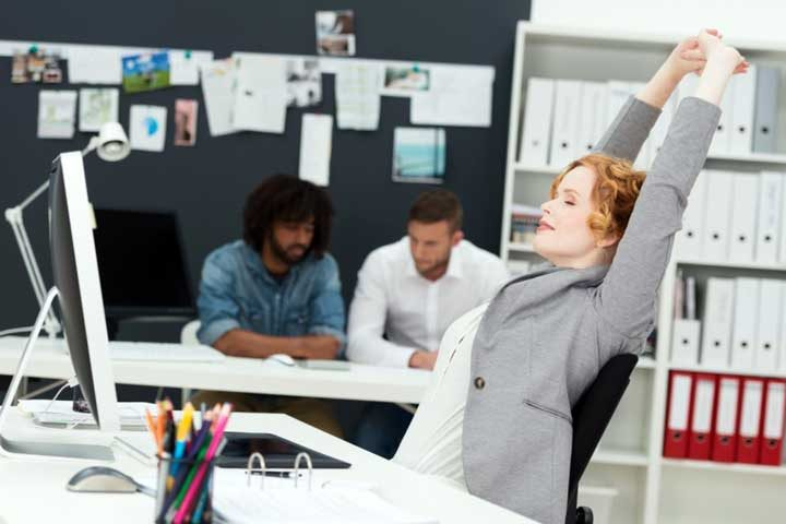 کاهش استرس با انتخاب شغل مورد علاقه